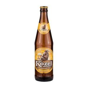 Пиво Velkopopovicky Kozel