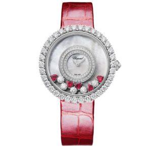 Chopard Happy Diamonds Icons Round Ruby Heart
