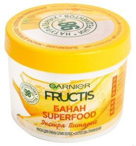 GARNIER Fructis SuperFood Банан