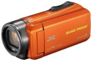 JVC Everio GZ R435DE